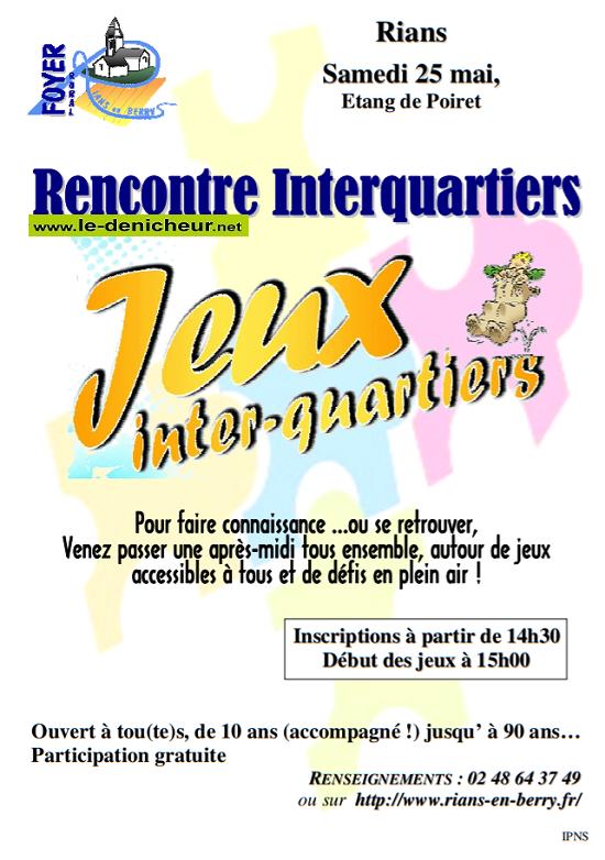 q25 - SAM 25 mai - RIANS - Jeux Inter-Quartiers */ 05-25_11