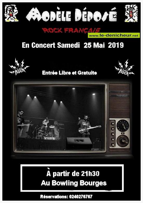 q25 - SAM 25 mai - ST-DOULCHARD - Modèle Déposé en concert */ 05-25_16