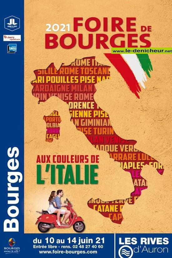 r10 - Du 10 au 14 juin - FOIRE DE BOURGES 06-10_17
