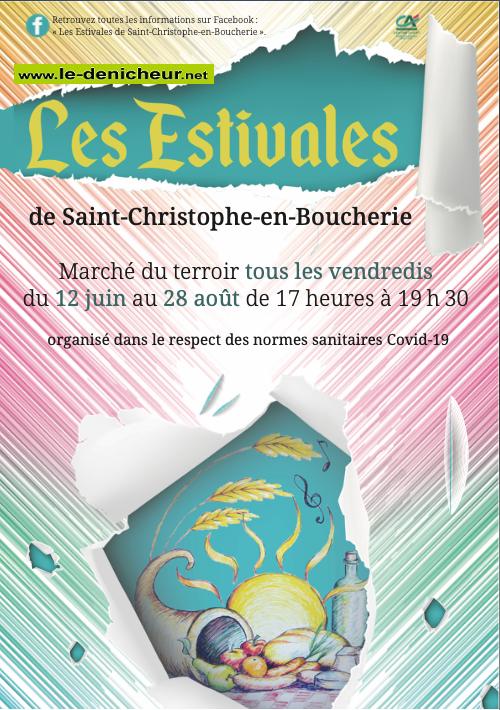 g24 - VEN 24 juillet - ST-CHRISTOPHE en Boucherie - Marché du terroir */ 06-12_11