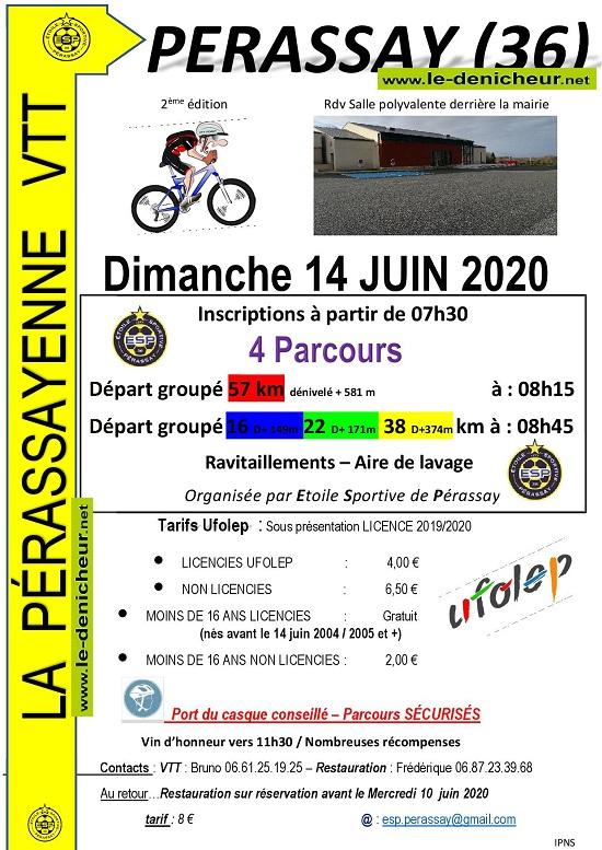 f14 - DIM 14 juin - PERASSAY - Randonnée VTT annulée */ 06-14_25