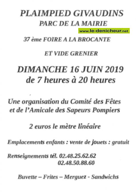 t16 - DIM 16 juin - PLAIMPIED GIVAUDINS - Brocante * 06-16_22