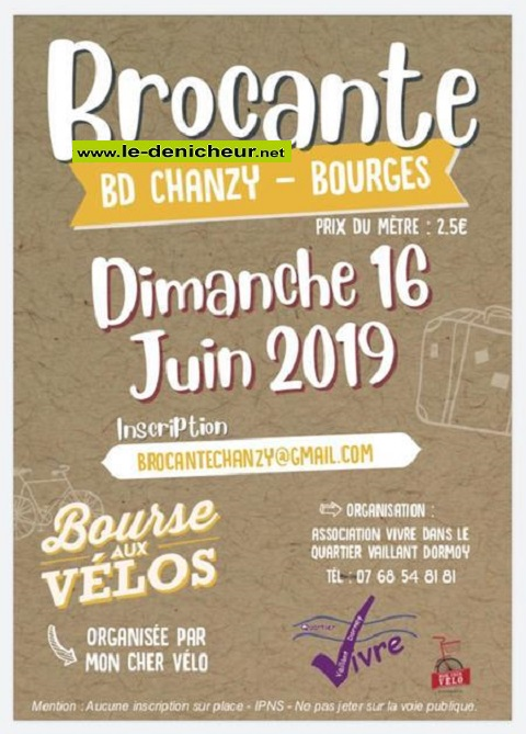 r16 - DIM 16 juin - BOURGES - Brocante Bd Chanzy * 06-16_29