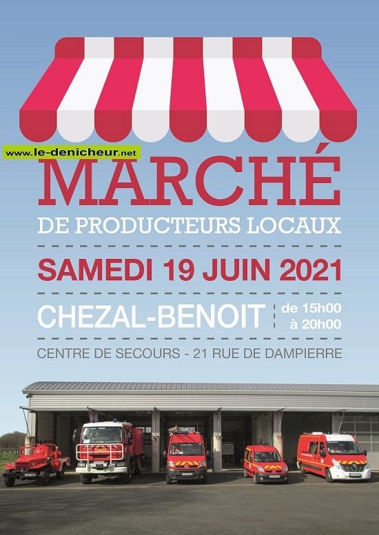 r19 - SAM 19 juin - CHEZAL BENOÎT - Marché de producteurs locaux */ 06-19_14