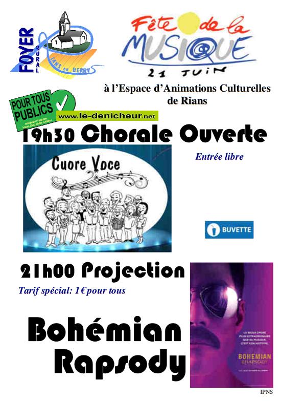 r21 - VEN 21 juin - RIANS - Fête de la Musique (chant et cinéma) */ 06-21_11