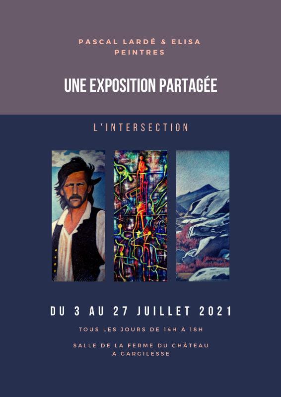 s27 - Jusqu'au 27 juillet - GARGILESSE - Exposition partagée * 07-03_15