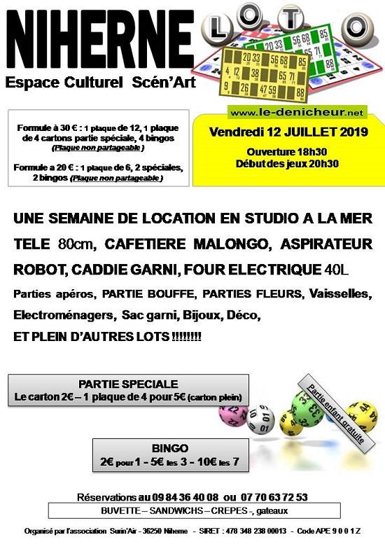 s12 - VEN 12 juillet - NIHERNE - Loto de Surin'Air .*/ 07-12_12