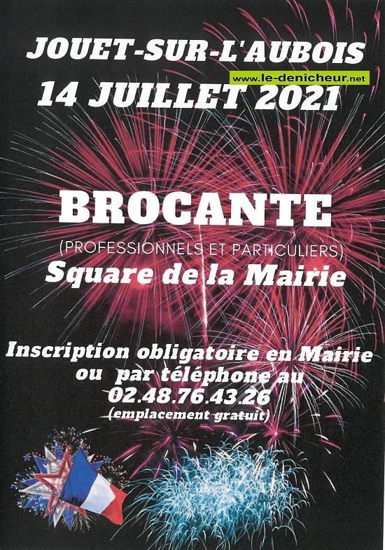 s14 - MER 14 juillet - JOUET /l'Aubois - Brocante * 07-14_59