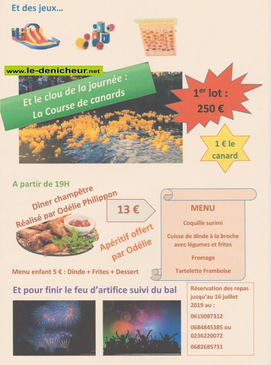 s21 - DIM 21 juillet - PALLUAU /Indre - Fête du village */ 07-21_39