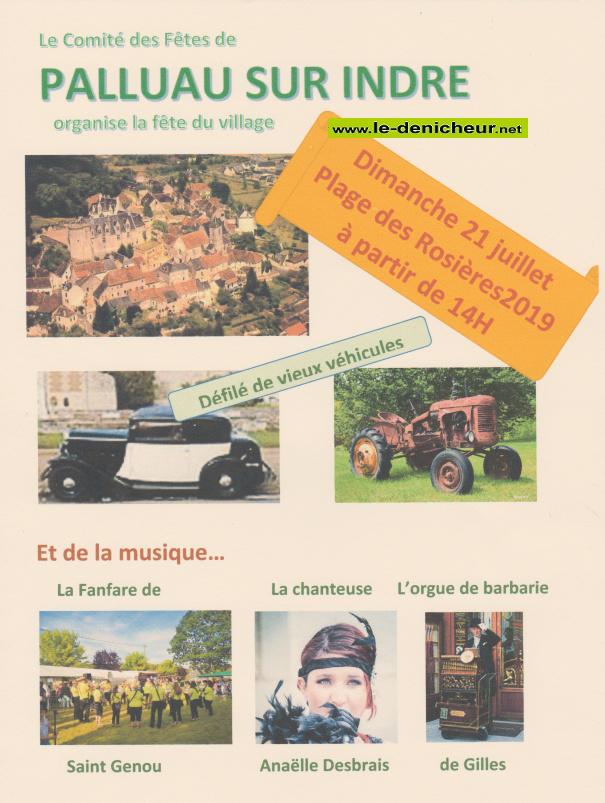 s21 - DIM 21 juillet - PALLUAU /Indre - Fête du village */ 07-21_40