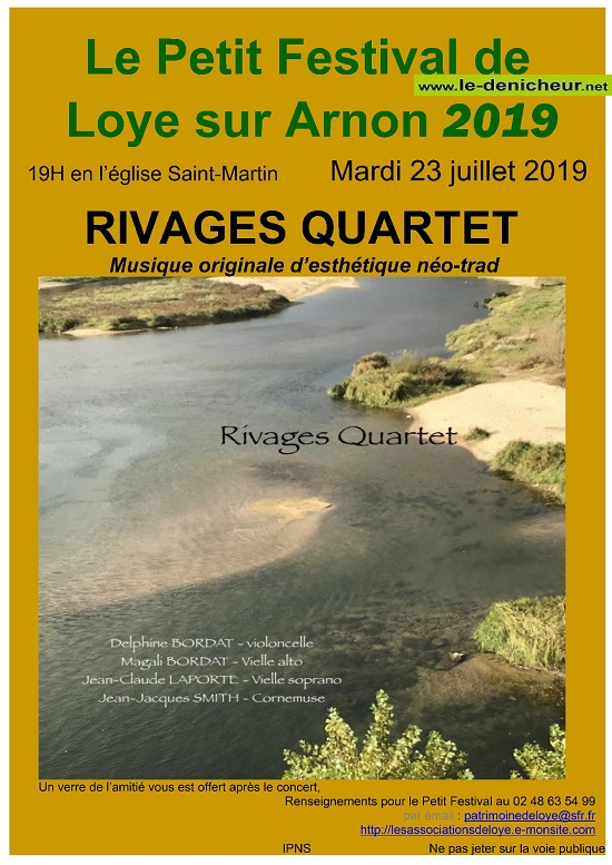 s23 - MAR 23 juillet - LOYE /Arnon - Concert en l'église */ 07-23_10