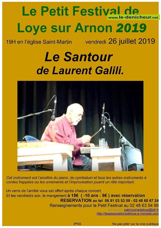 s26 - VEN 26 juillet - LOYE /Arnon - Concert en l'église */ 07-26_14