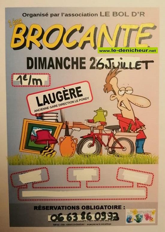 g26 - DIM 26 juillet - LAUGERE - Brocante du Bol d'R * 07-26_20