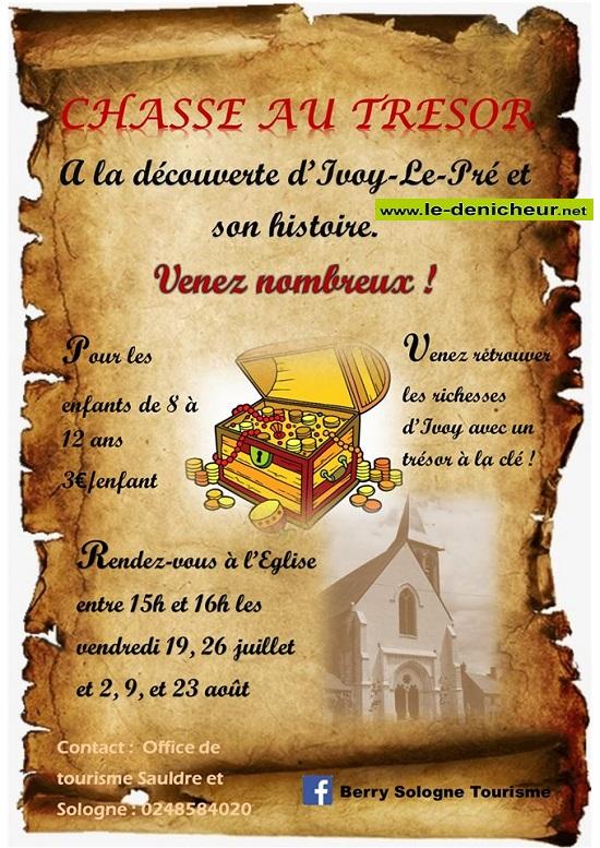 t23 - VEN 23 août - IVOY LE PRE - Chasse au trésor */ 08-02_13