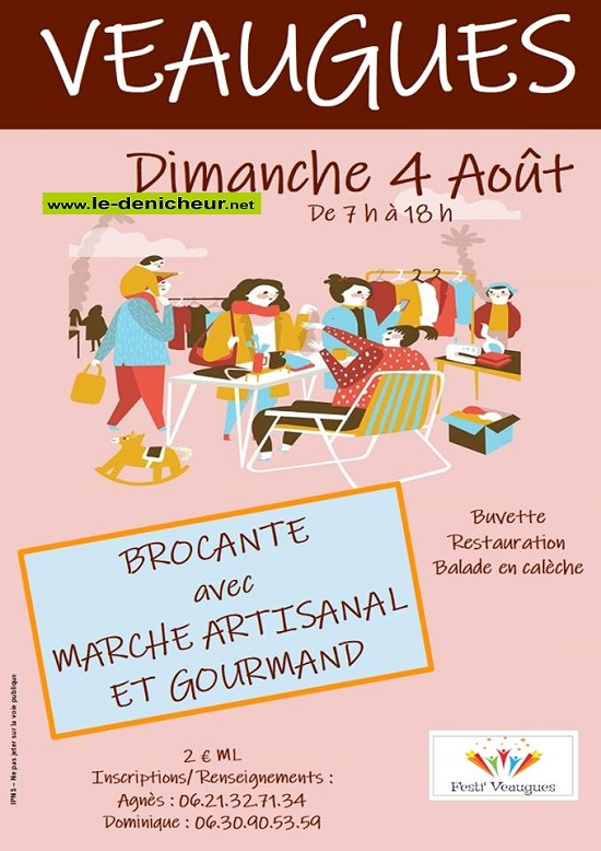 t04 - DIM 04 août - VEAUGUES - Brocabnte de Festi'Veaugues * 08-04_18