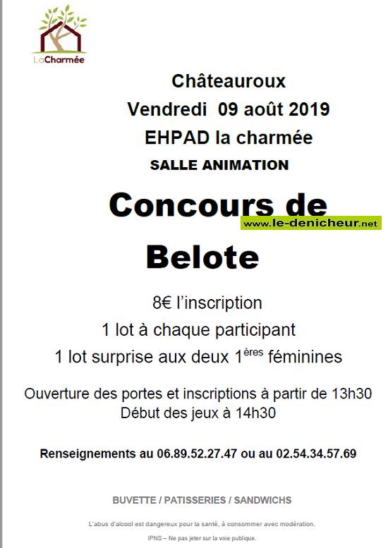 t09 - VEN 09 août - CHATEAUROUX - Concours de belote .*/ 08-09_11