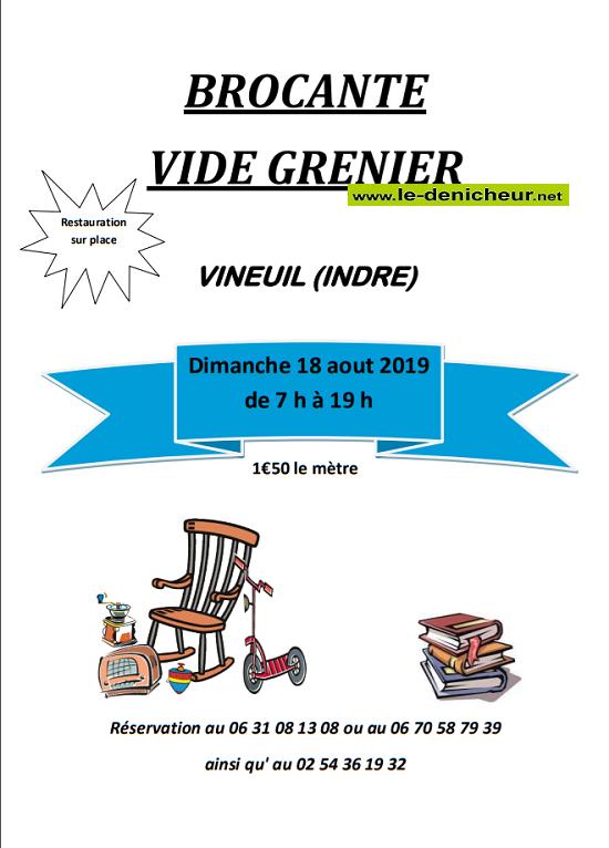 t18 - DIM 18 août - VINEUIL - Brocante du comité de fêtes */ 08-18_15