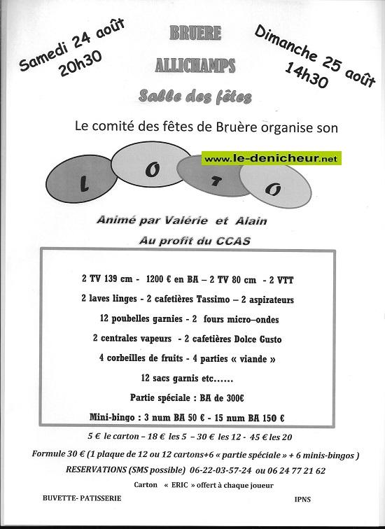 t24 - SAM 24 août - BRUERE-ALLICHAMPS - Loto du comité des fêtes */ 08-24_17