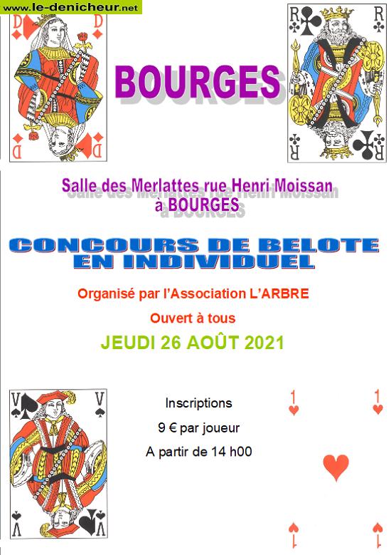 t26 - JEU 26 août - BOURGES - Concours de belote */ 08-26_14
