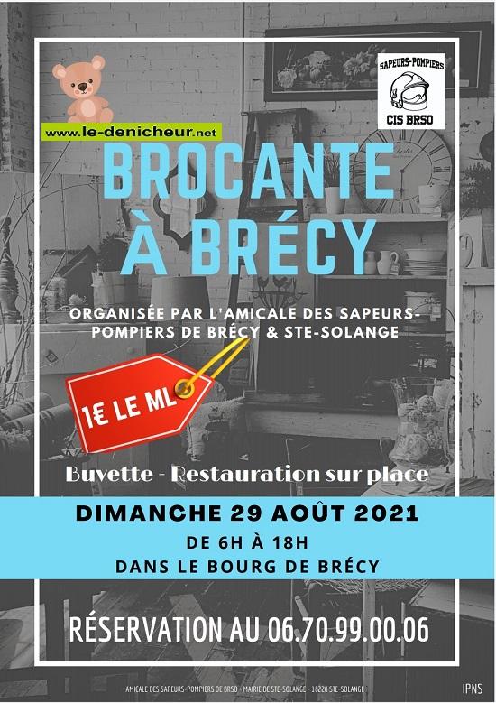 t29 - DIM 29 août - BRECY - Brocante des pompiers _* 08-2910