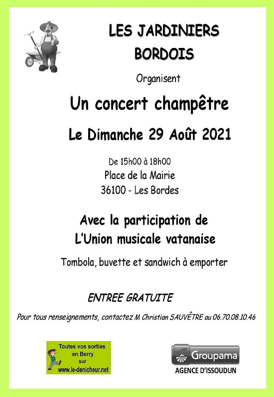 t29 - DIM 29 août- LES BORDES - Concert champêtre  08-29_16