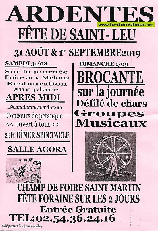 t31 - SAM 31 août - ARDENTES - Fête de St-Leu */ 08-31_14