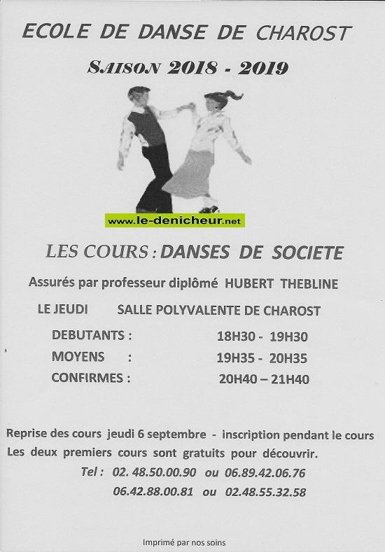Septembre 2018 - CHAROST - Reprise des cours de danse .*/ 09-06_10