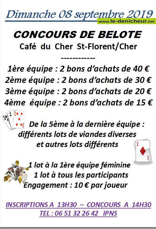 u08 - DIM 08 septembre - ST-FLORENT /Cher - Concours de belote .*/ 09-08_17