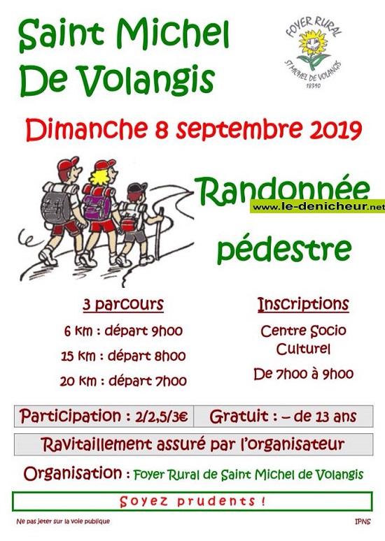 u08 - DIM 08 septembre - ST-MICHEL DE VOLANGIS - Randonnée pédestre */ 09-08_42