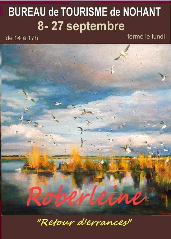 """i27 - Jusqu'au 27 septembre - NOHANT -Exposition : """"Retour d'errances"""" 09-08_52"""