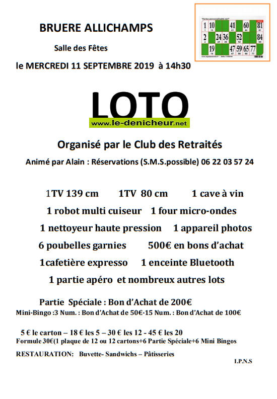 u11 - MER 11 septembre - BRUERE-ALLICHAMPS - Loto des Aînés ruraux 09-11_10