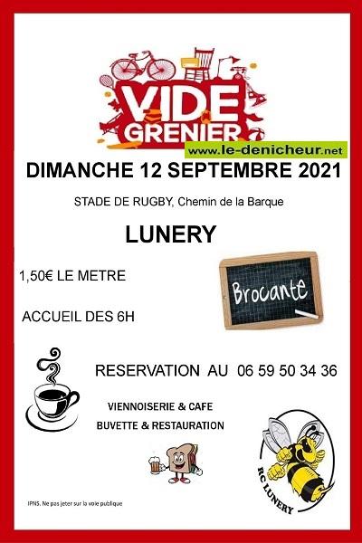 Agenda des sorties en Berry 09-12_23