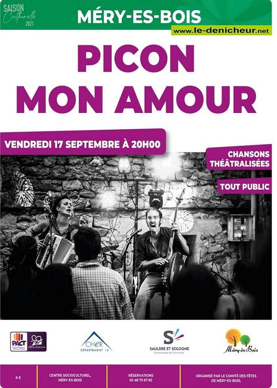 u17 - VEN 17 septembre - MERY ES BOIS - Picon mon Amour en concert * 09-17_14