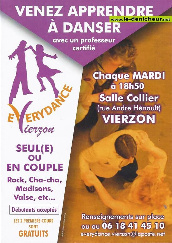 VIERZON - Cours de danse (rock, cha cha, madisons...7 09-19_10