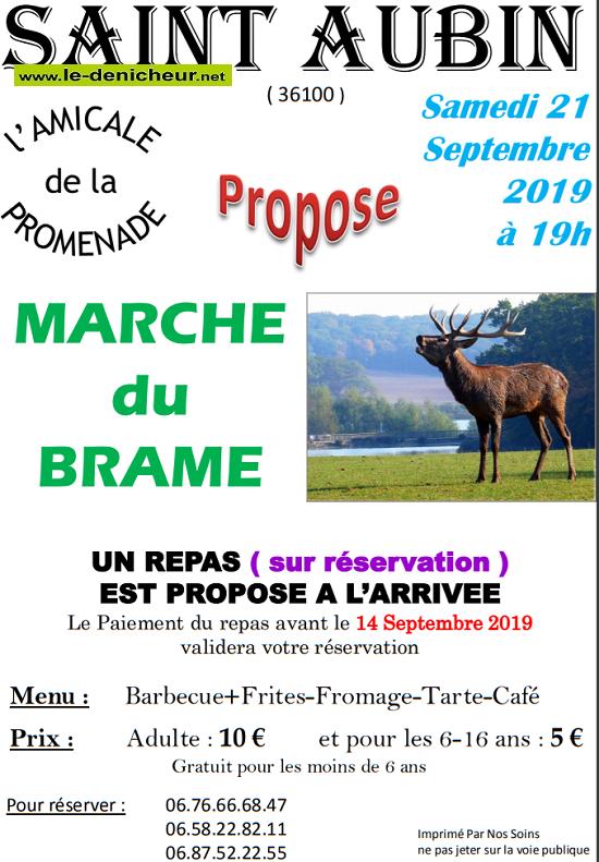 u21 - SAM 21 septembre - ST-AUBIN - Marche du Brame */ 09-21_11