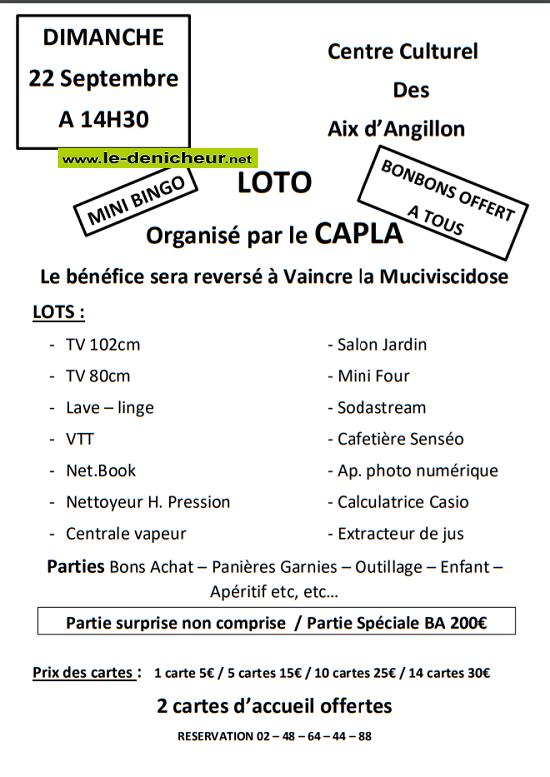 u22 - DIM 22 septembre - LES AIX D'ANGILLON - Loto de la CAPLA 09-22_27