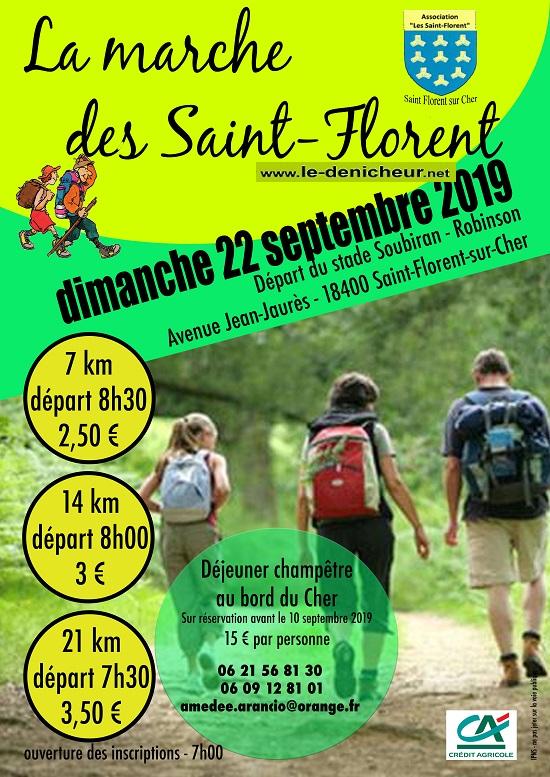 u22 - DIM 22 septembre - ST-FLORENT /Cher - Randonnée pédestre */ 09-22_31