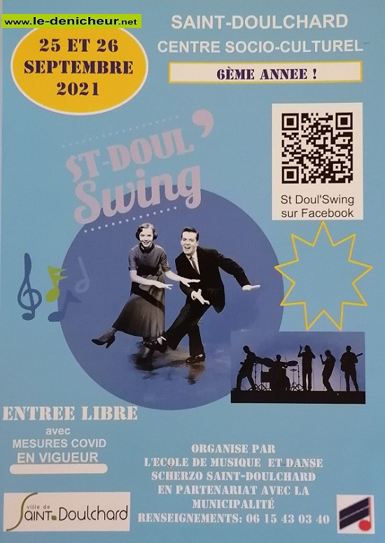 u25 - SAM 25 septembre - ST-DOULCHARD - St-Doul'Swing 09-25_14