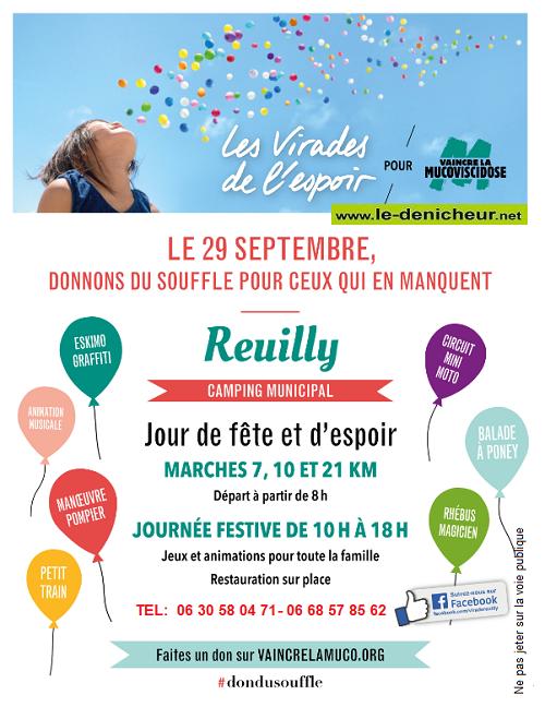 u29 - DIM 29 septembre - REUILLY - Randonnée des Virades de l'Espoir */ 09-29_25