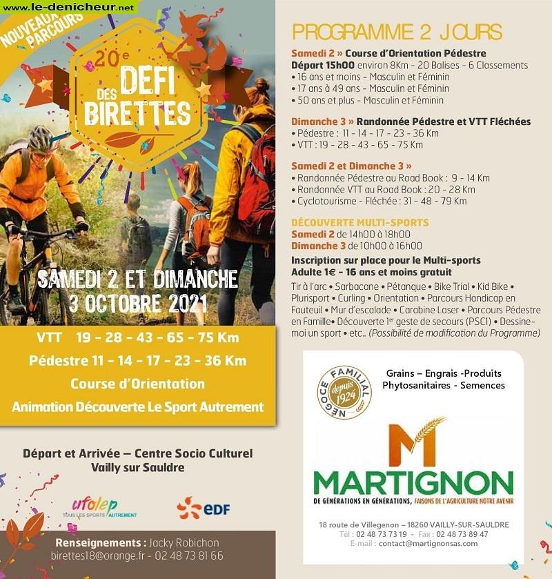 v02 - Les 2 et 3 octobre - VAILLY - Le Défi des Birettes (randos pédestre et VTT) 10-02_12