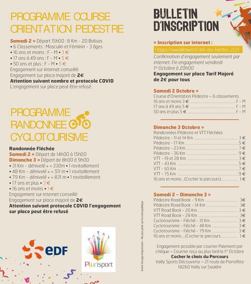 v02 - Les 2 et 3 octobre - VAILLY - Le Défi des Birettes (randos pédestre et VTT) 10-02_13