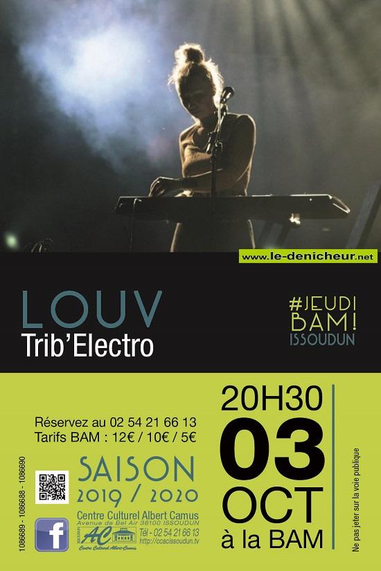 v03 - JEU 03 octobre - ISSOUDUN - Louv + Delgres en concert */ 10-03_11