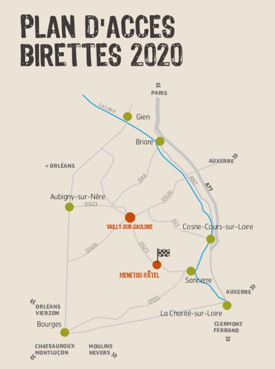 """j04 - DIM 04 octobre - VAILLY /SAULDRE - Randonnée pédestre et VTT """"19e Défi des Birettes""""*/ 10-04_19"""