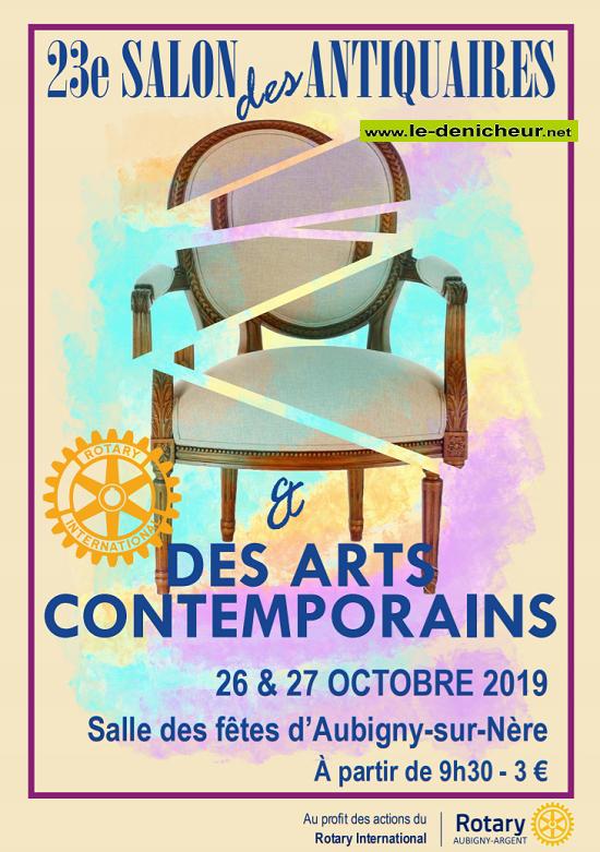 v26 - SAM 26 octobre - AUBIGNY - Salon des Antiquaires et des Arts Contemporains 10-26_14