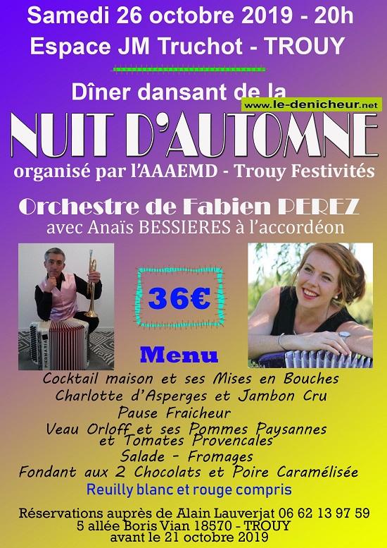 v26 - SAM 26 actobre - TROUY - Dîner dansant *** COMPLET*** 10-26_21