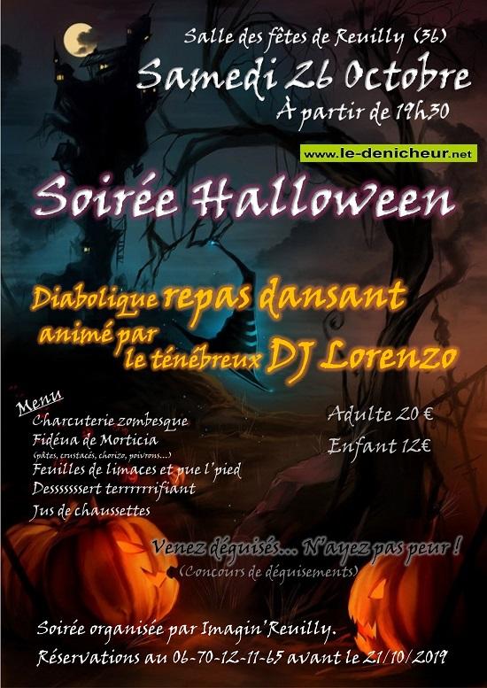 v26 - SAM 26 octobre - REUILLY - Soirée dansante Halloween avec DJ* 10-26_27