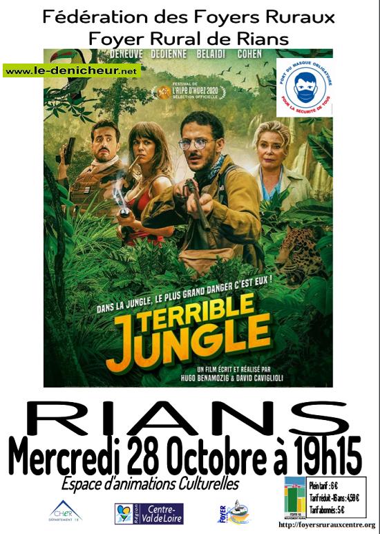 j28 - MER 28 octobre - RIANS - Terrible Jungle (cinéma) 10-28_19