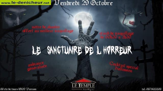 v29 - VEN 29 octobre - VIERZON - Soirée discothèque 10-29_12