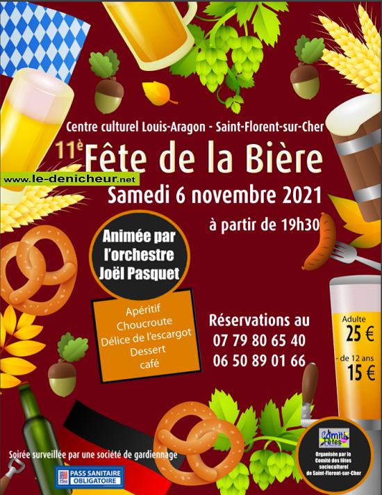 w06 - SAM 06 novembre - ST-FLORENT /Cher - Fête de la Bière avec Joël Pasquet 11-06_13