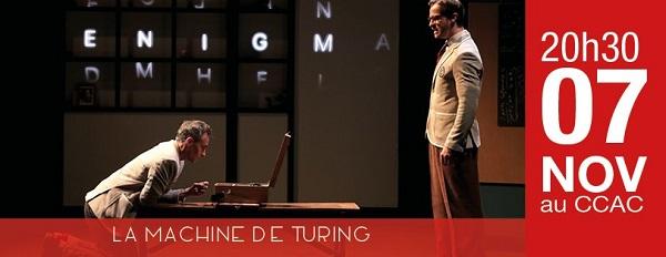 k07 - SAM 07 novembre - ISSOUIDUN - La Machine à Turing (théâtre) 11-0710